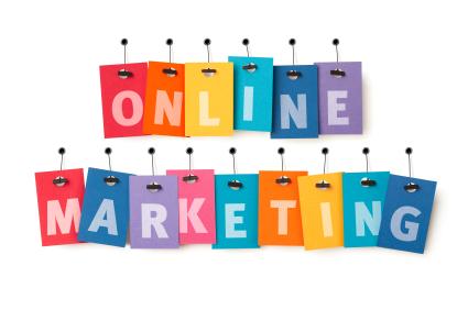 5 lý do online marketing
