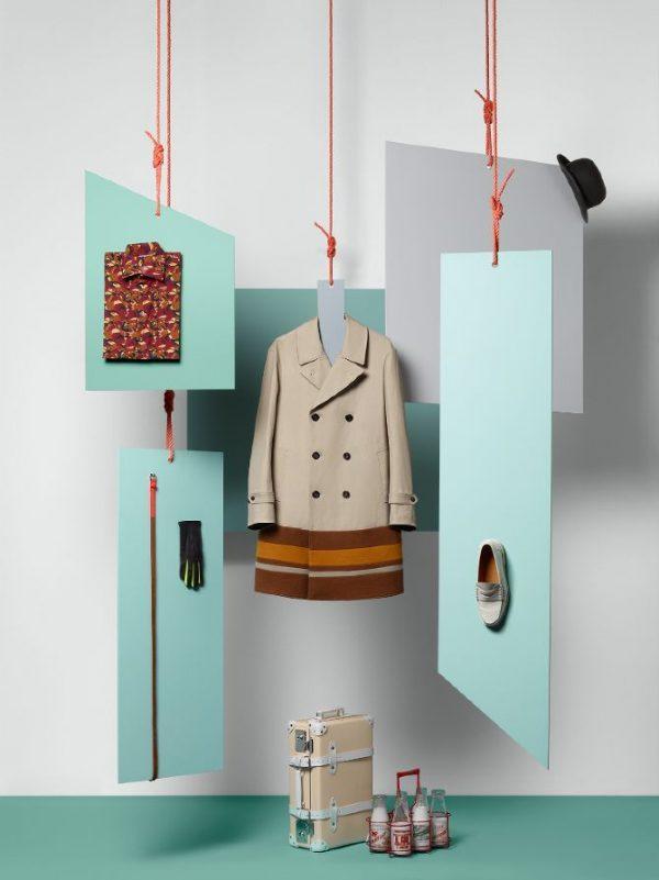 Trưng bày hàng thời trang sáng tạo giúp bạn ghi dấu mạnh mẽ trong lòng khách hàng