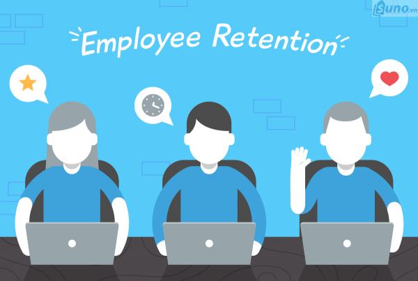 Làm thế nào để giữ chân nhân viên giỏi của bạn ở lại?