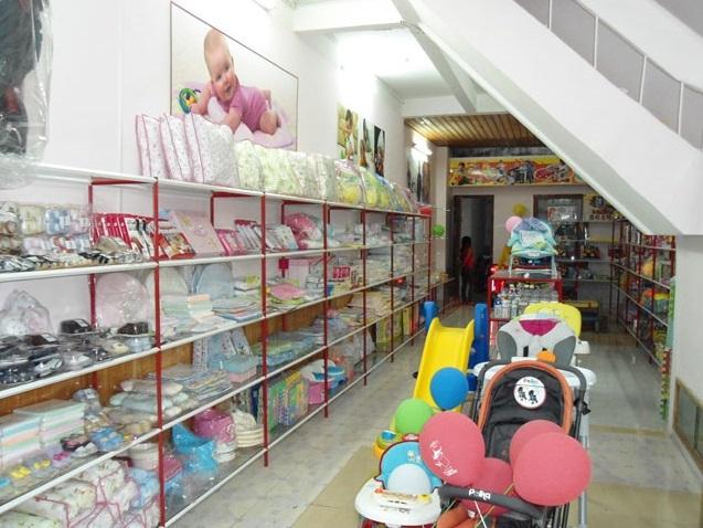 Cửa hàng mẹ và bé