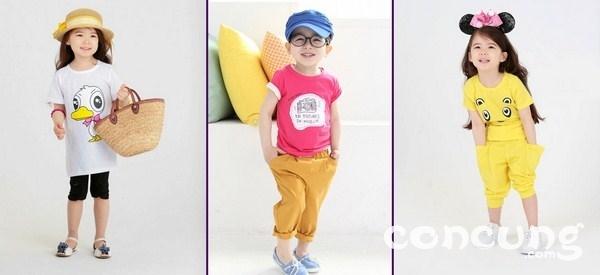 Thị trường quần áo trẻ luôn sôi động