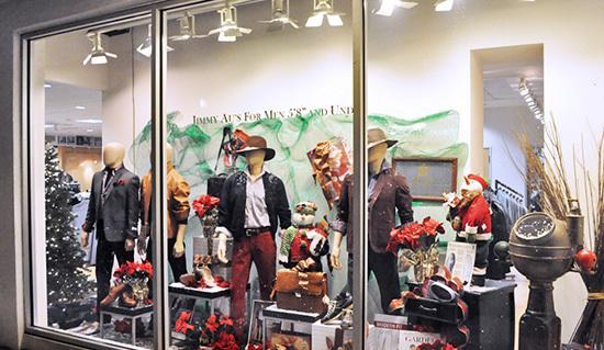 Cửa hàng áo quần cho người lùn