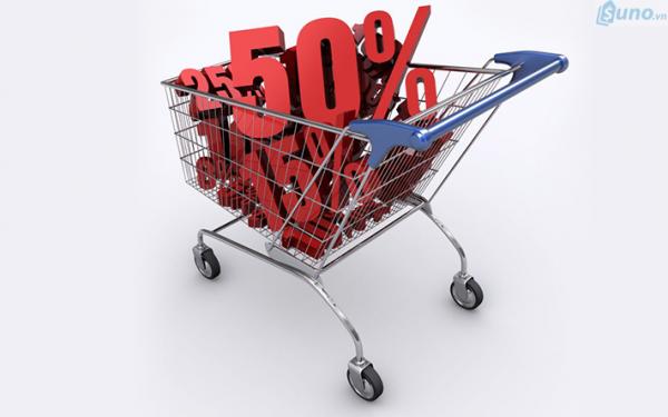 Đưa ra chương trình khuyến mãi giảm giá trong thời gian ngắn chính là bí quyết bán lẻ hiệu quả
