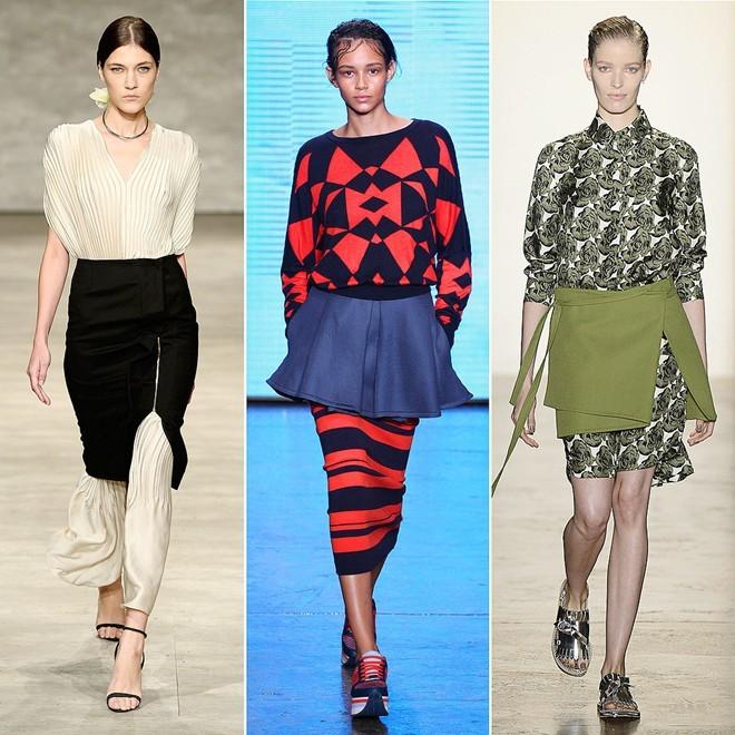 10 xu hướng thời trang sẽ lên ngôi mùa xuân 2015