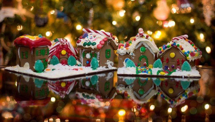 bánh kẹo làm quà tặng là một lựa chọn tốt để kinh doanh online mùa giáng sinh