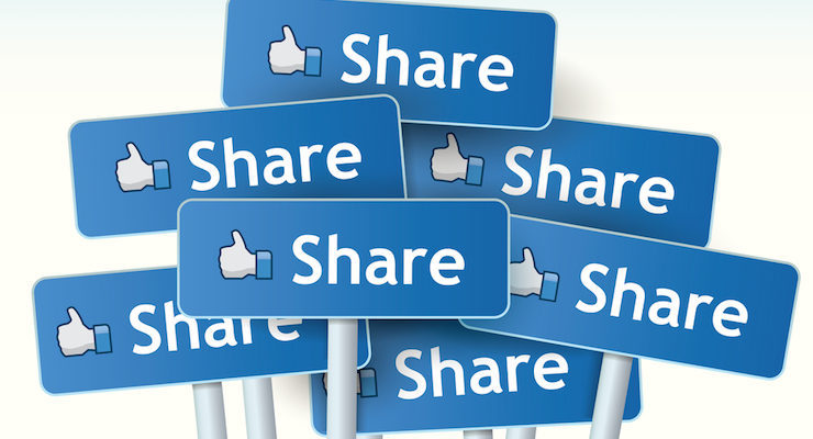 Khuyến khích share bài viết để bán hàng trên facebook hiệu quả