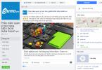 Luôn cập nhật trạng thái facebook