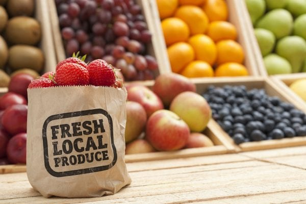 Kinh doanh thực phẩm sạch online