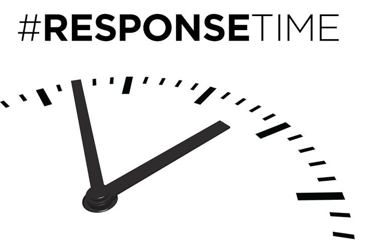 Bí quyết thời gian phản hồi nhanh trong kinh doanh online