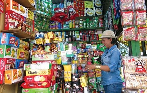 cửa hàng bán lẻ truyền thống