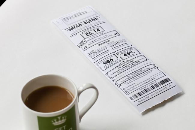 Bắt buộc in bill tính tiền dù khách nhận hay không là 1 cách tốt để kiểm soát