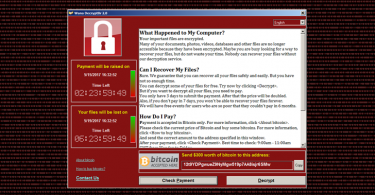 Virus Ransomware là gì?