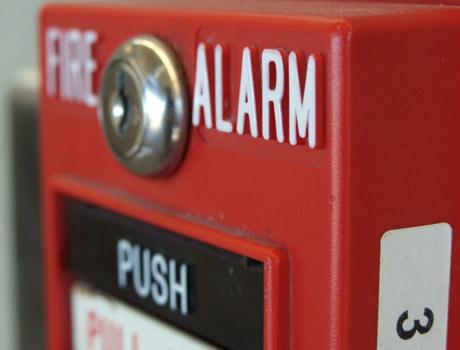hệ thống chữa cháy là trang thiết bị cần thiết cho cửa hàng bán lẻ