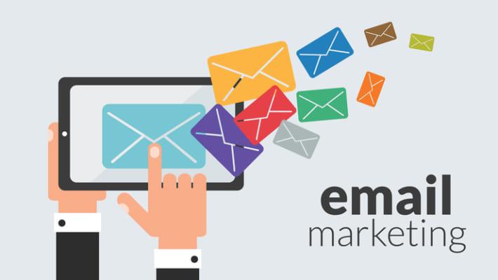 sử dụng Email Marketing để thu hút khách hàng
