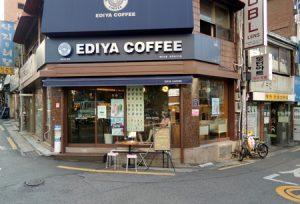 tìm địa điểm cho quán cà phê