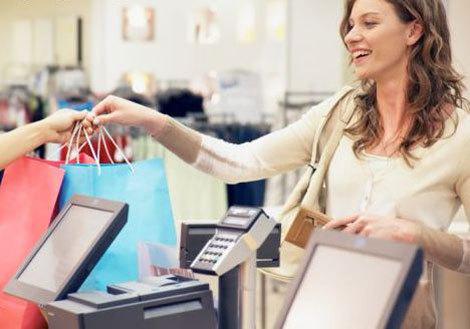 đảm bảo tính hiện đại cho cửa hàng bán lẻ