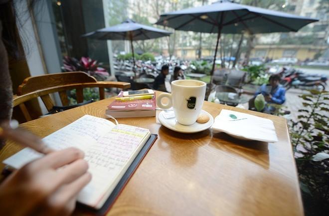 lên kế hoạch phát triển quán cà phê