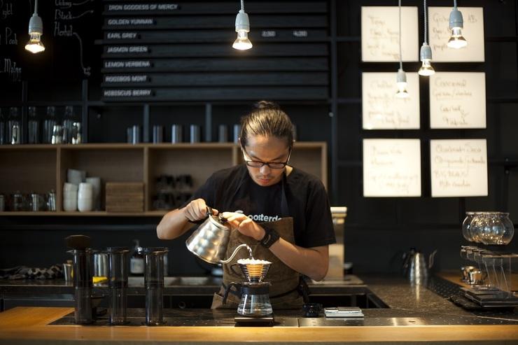 Xây dựng quy trình làm việc cho nhân viên quán cà phê