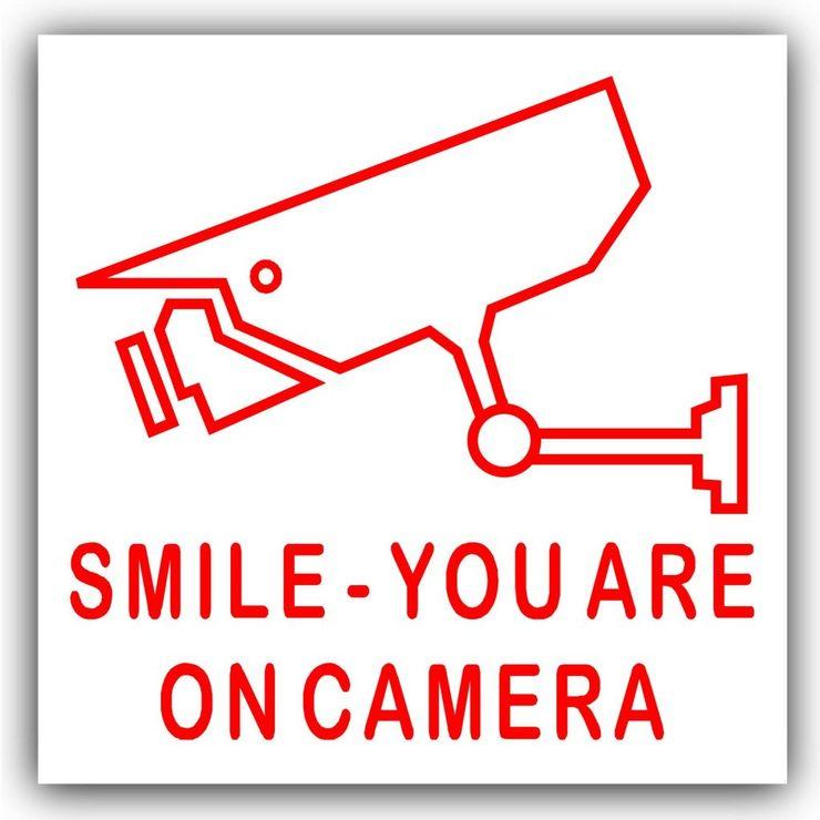 Đặt biển báo chống trộm nhưng với nội dung thú vị, hài hước trong cửa hàng vừa giúp bạn cảnh báo vừa không khiến khách hàng khó chịu
