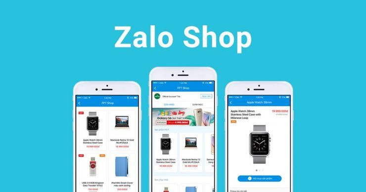 Zalo Shop hiện nay là kênh bán hàng đầy tiềm năng và có thể đẩy mạnh chiến lược marketing bán lẻ cho bạn