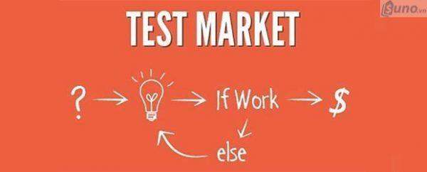 Không chạy thử chiến dịch marketing online