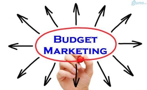 Xác định ngân sách cho chiến dịch marketing online không phù hợp