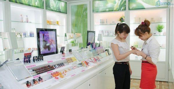 Kinh nghiệm kinh doanh cửa hàng mỹ phẩm