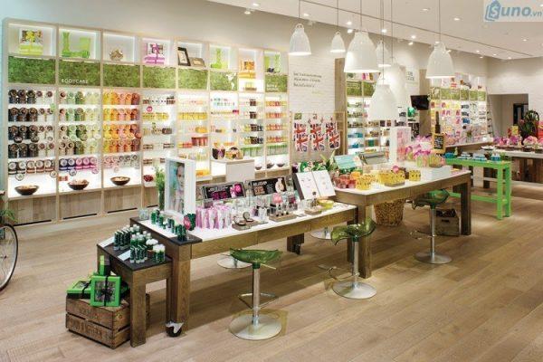 Mở cửa hàng kinh doanh mỹ phẩm cần bao nhiêu vốn