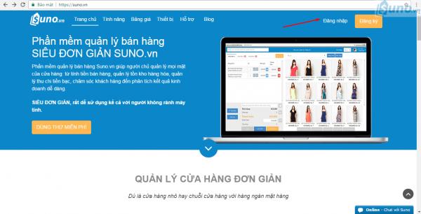 Website: https://www.suno.vn/