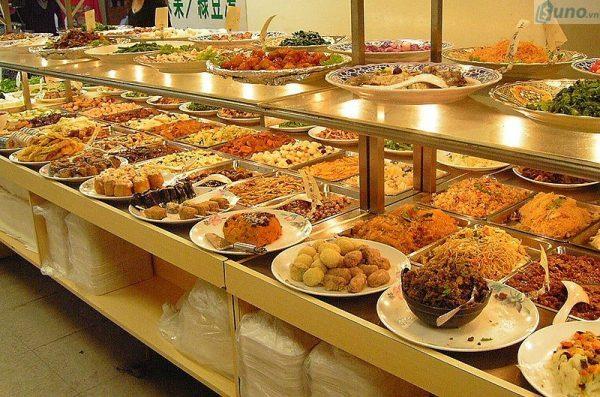 Nhà hàng tự chọn là một trong những ý tưởng kinh doanh thịnh hành nhất.