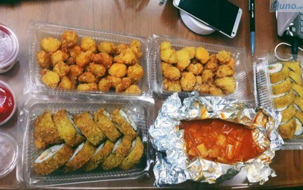 bán đồ ăn vặt qua mạng nên thường xuyên cập nhật các món HOT