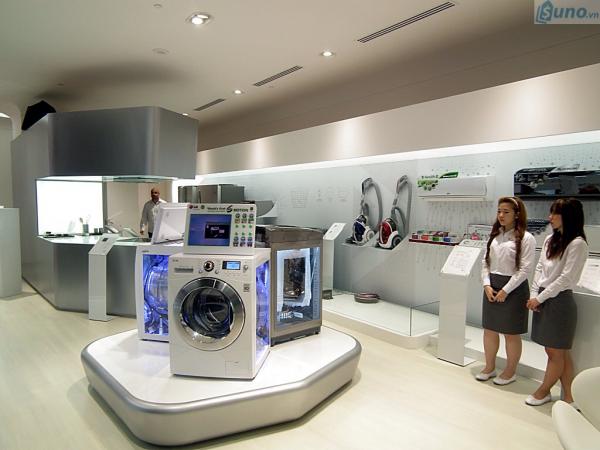 Số lượng cửa hàng đồ gia dụng ngày càng tăng mạnh