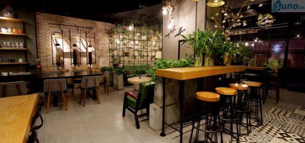 Mô hình cà phê thương hiệu - Các mô hình quán cà phê độc đáo