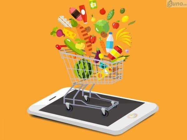 Máy móc, thiết bị giúp cửa hàng cửa hàng tạp hóa hoạt động hiệu quả hơn.
