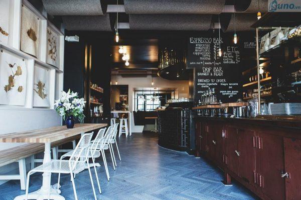 Làm thế nào để kinh doanh quán cafe hiệu quả