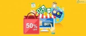 cách sử dụng khuyến mãi để tăng doanh thu cho cửa hàng online