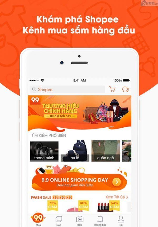 Hướng dẫn cách đăng ký bán hàng trên Shopee