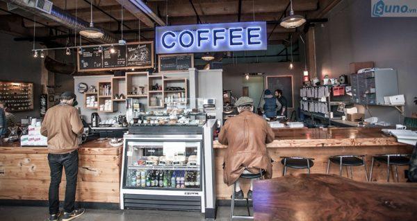 Khả năng hiện diện của quán cà phê là yếu tố cần xem xét