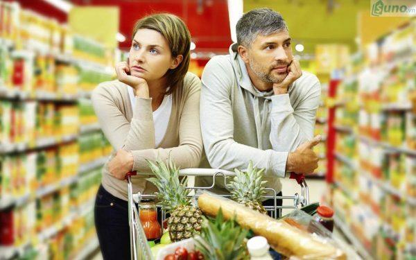 Những sản phẩm nằm ngang tầm mắt tạo được sự thu hút với người mua tốt hơn