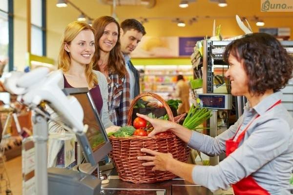cách bố trí cửa hàng bán lẻ giúp tăng doanh số bán hàng