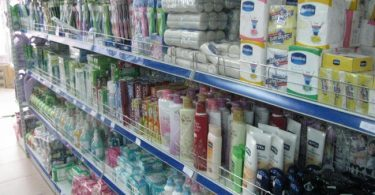 Hàng tiêu dùng thái lan đang có mặt trên nhiều kệ hàng