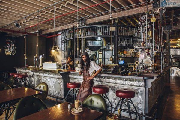 Mở quán cafe - Việc trang trí quán cà phê rất quan trọng