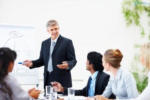 Kỹ năng thuyết trình- kỹ năng giao tiếp quan trọng trong kinh doanh