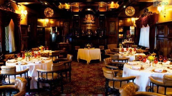 Kinh doanh nhà hàng, quán ăn