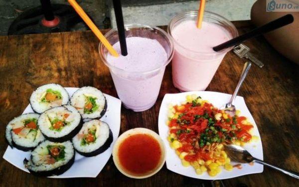 Những món ăn vặt dễ kinh doanh