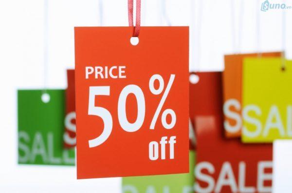 4 hình thức khuyến mãi bán hàng phổ biến & hiệu quả nhất