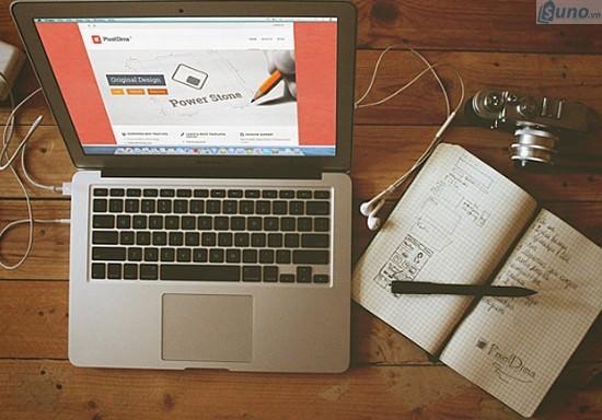 xây dựng trang bán hàng online