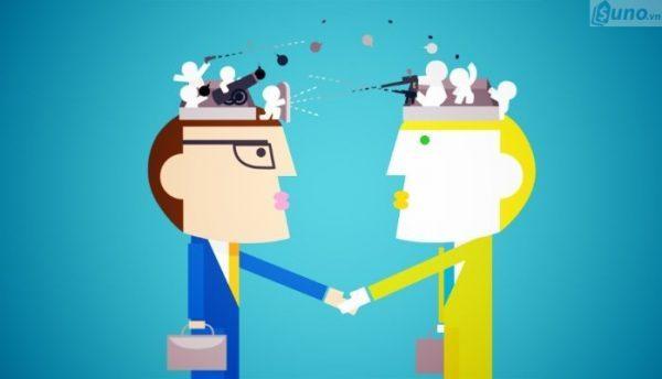 kỹ năng thuyết phục trong giao tiếp bán hàng