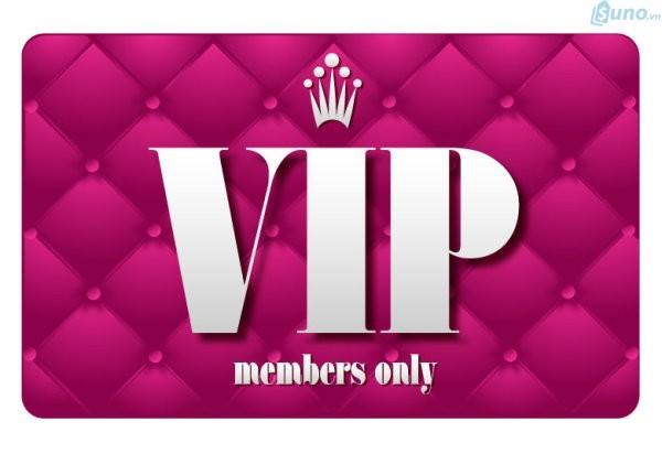 Phát hành thẻ VIP cho khách hàng tiềm năng