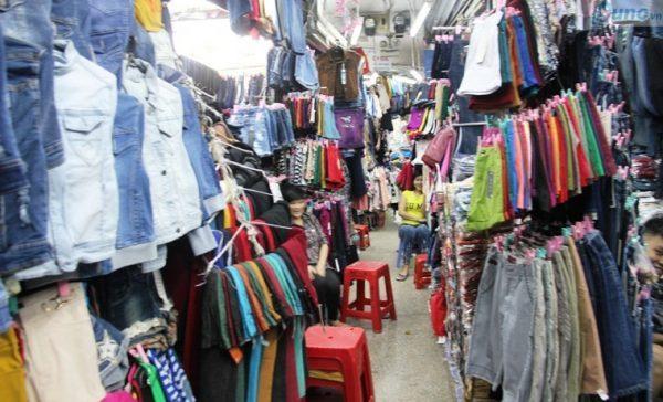 Lấy sỉ quần áo Quảng Châu
